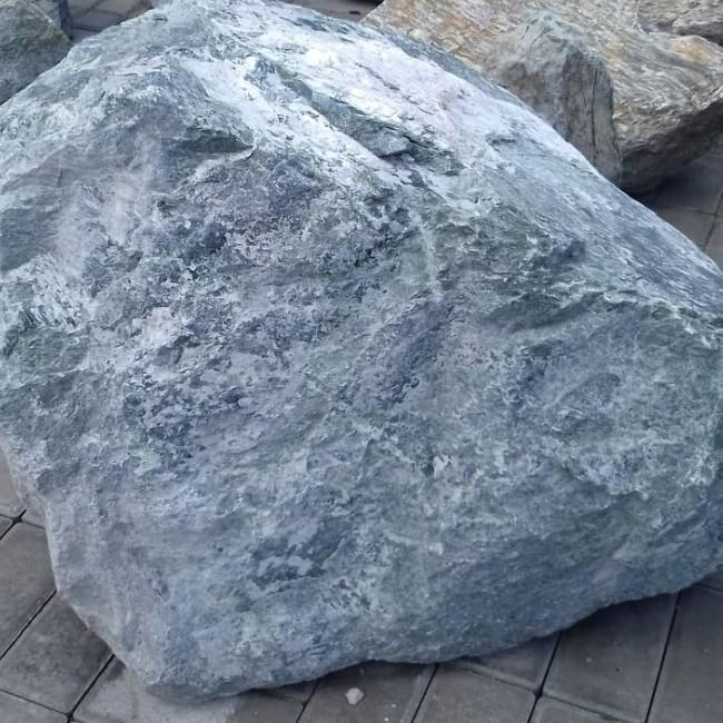 Bryły Green Boulder