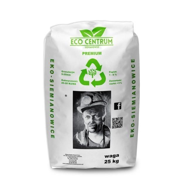 Ekogroszek Premium 25 kg