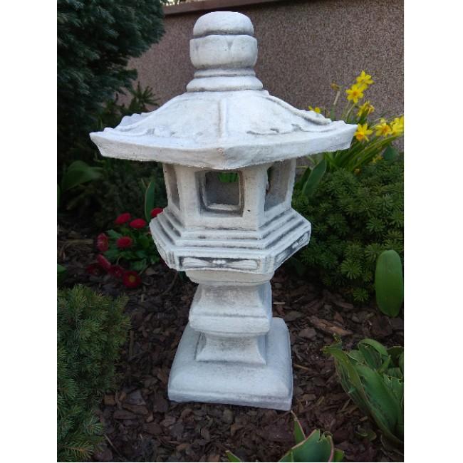 Figura betonowa Pagoda h42