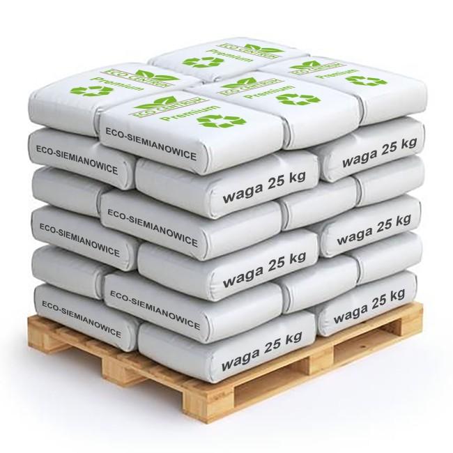 Ekogroszek Premium workowany 1 tona